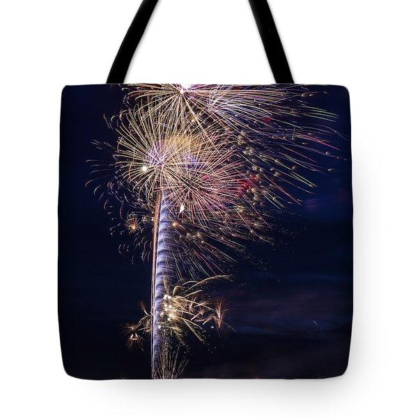 July 4th 2015 #1 Tote Bag