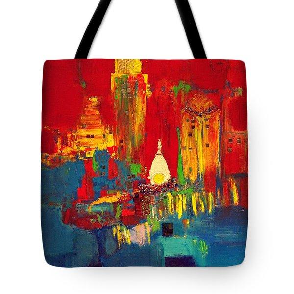 July Tote Bag
