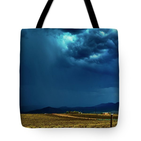 July Monsoons Tote Bag