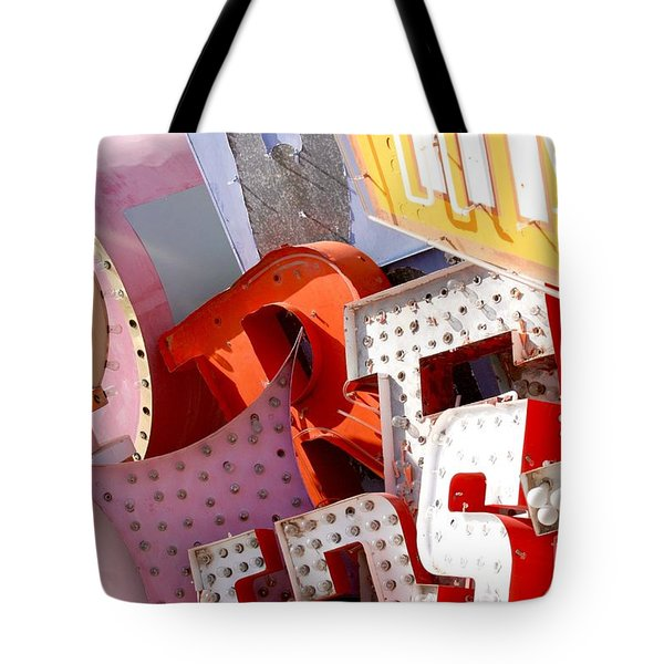 Jumble Tote Bag