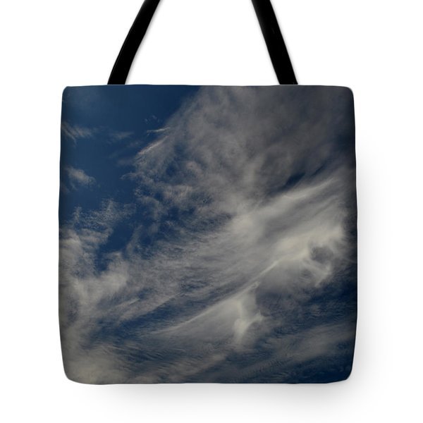 June 13 Sky 2  Tote Bag by Lyle Crump