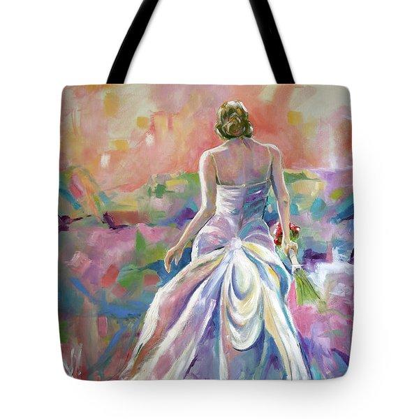 June Bride Tote Bag