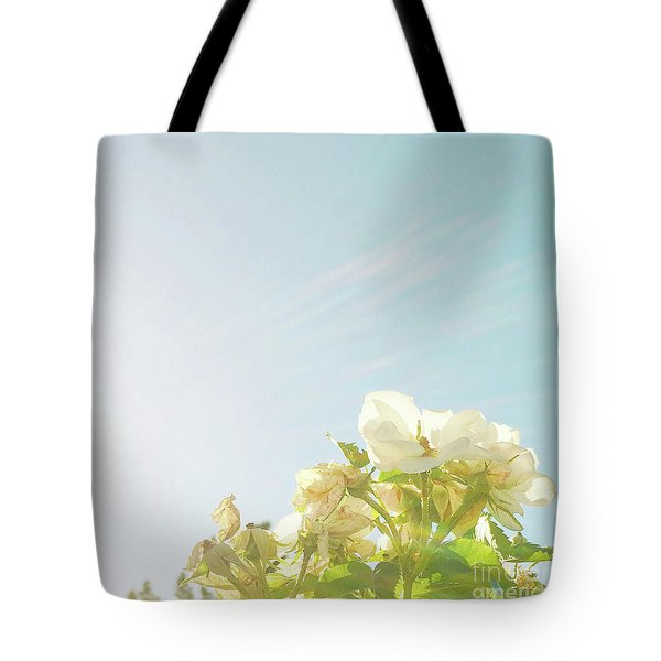 Tote Bag featuring the photograph June Heatwave by Cindy Garber Iverson
