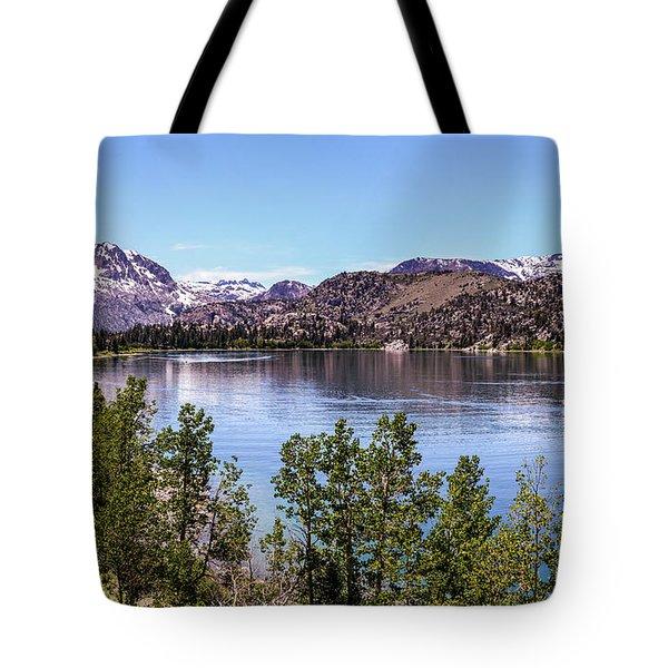 June Lake Tote Bag