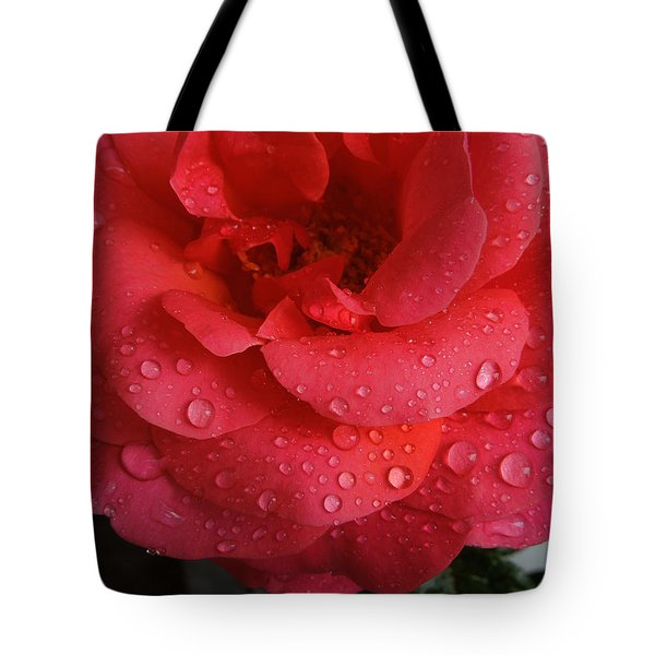 June  Rose  Tote Bag