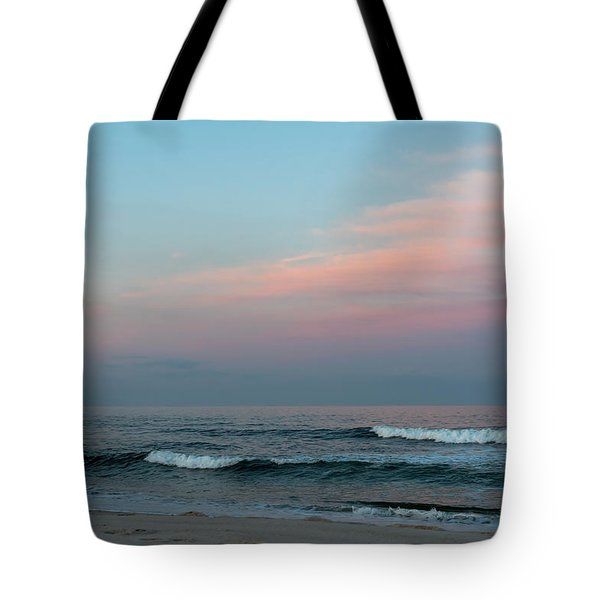 June Sky Seaside New Jersey Tote Bag