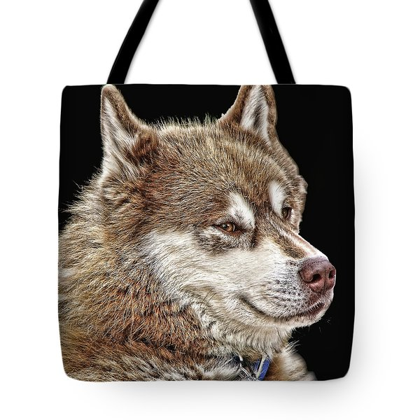 Tote Bag featuring the photograph Juneau by Rhonda McDougall