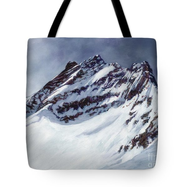 Jungfrau - Swiss Alps Tote Bag