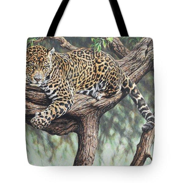 Jungle Outlook Tote Bag
