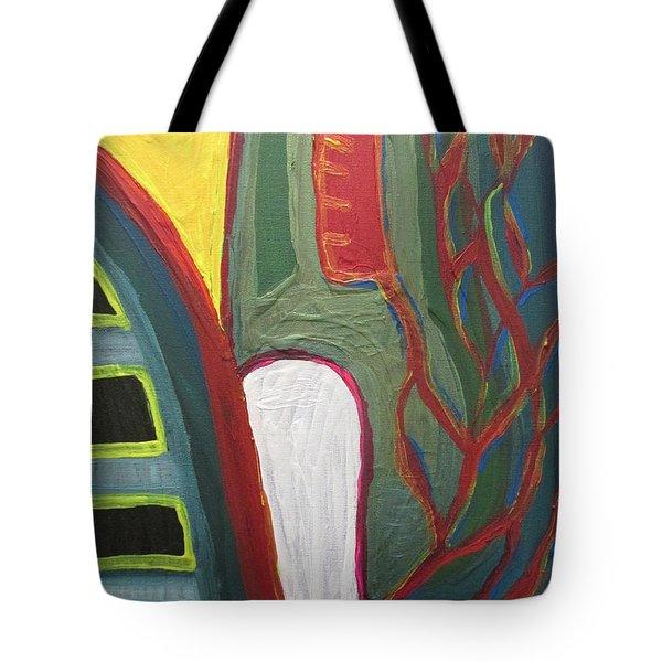 Jungle Undergrowth  - Sierra Leone Tote Bag