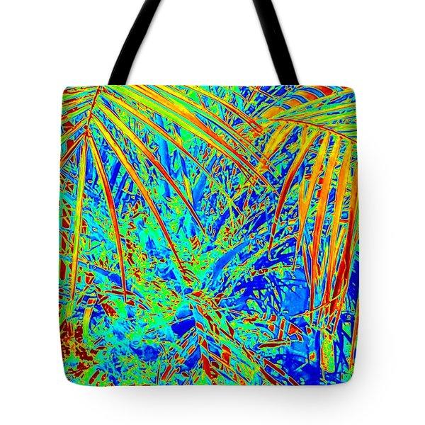 Jungle Vibe Tote Bag