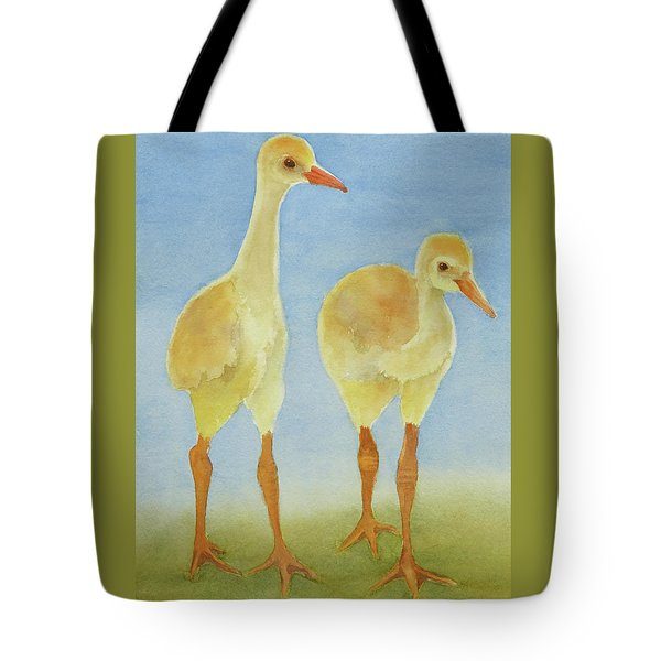 Junior Birdmen Tote Bag