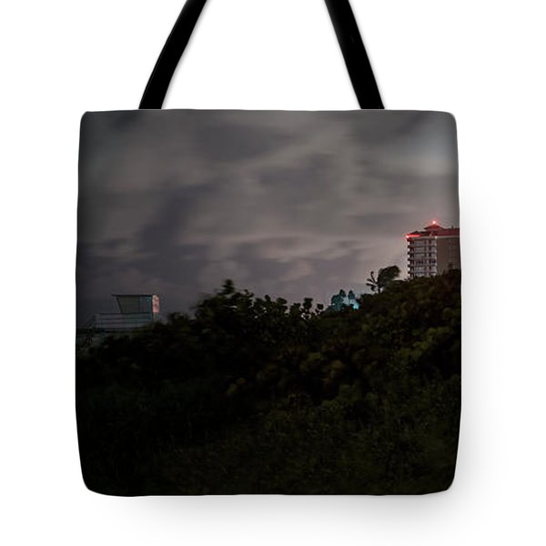 Tote Bag featuring the photograph Juno Beach by Laura Fasulo
