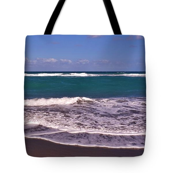 Jupiter Island Beach Tote Bag