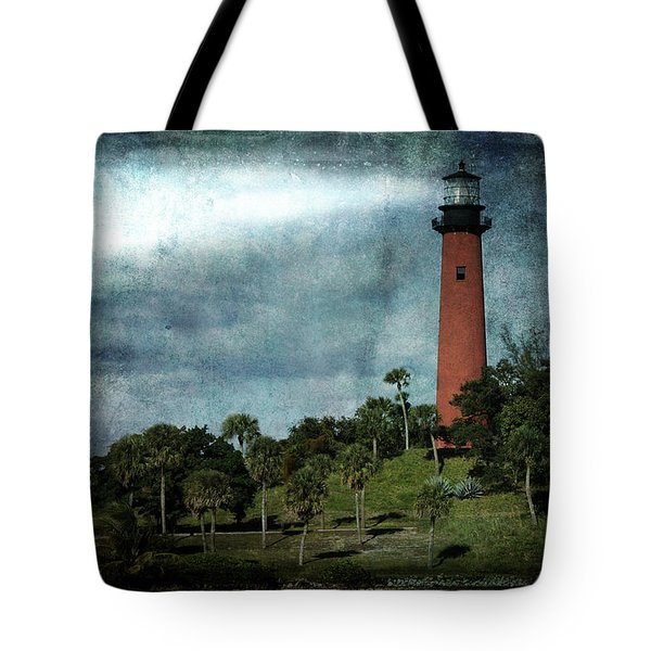 Jupiter Lighthouse-2a Tote Bag