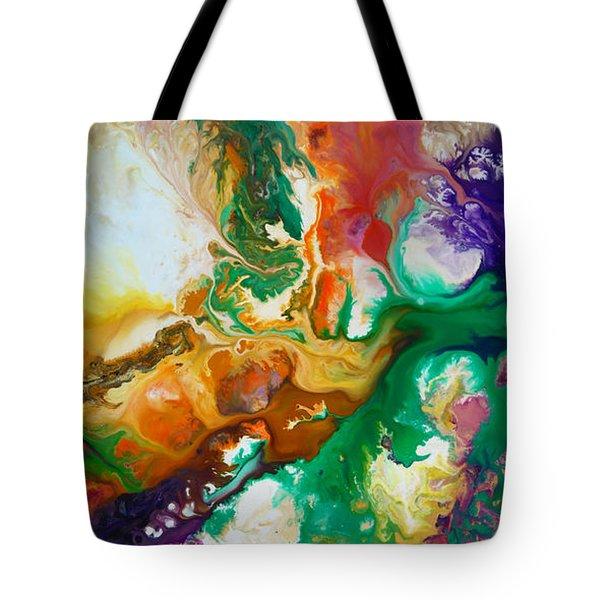 Jupiters Moons Tote Bag