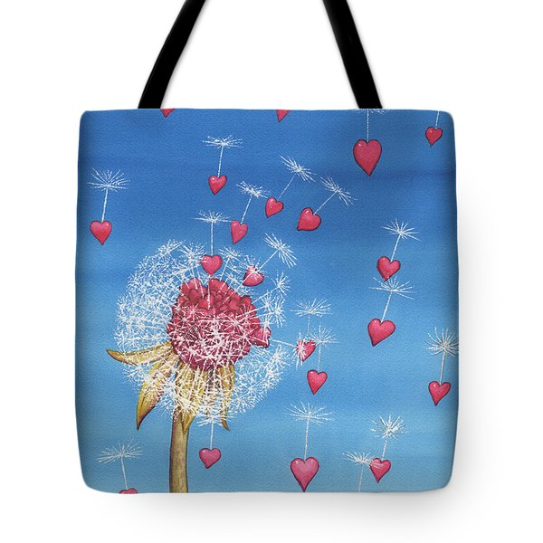 Just, A Breath Away Tote Bag