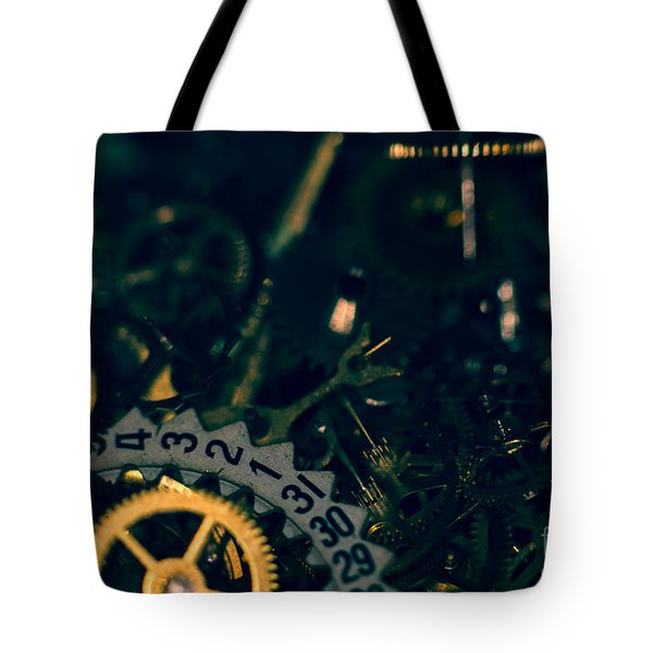 Just A Cog In The Machine 1 Tote Bag