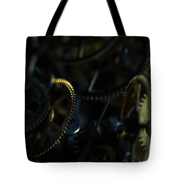 Just A Cog In The Machine 4 Tote Bag