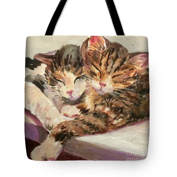 Just A Couple Of Dreamers Tote Bag