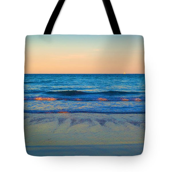 Tote Bag featuring the photograph Just A Dream And The Wind by Michelle Wiarda