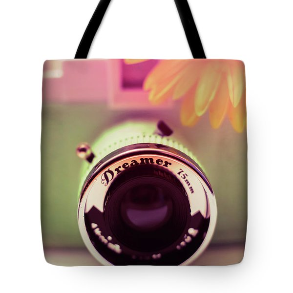Just A Dreamer  Tote Bag by Terry DeLuco