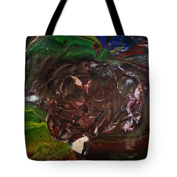 Just A Freakin' Mess Tote Bag