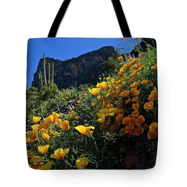 Just A Little Sunshine Tote Bag