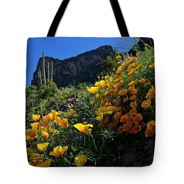 Just A Little Sunshine Tote Bag