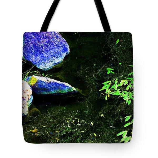 Just  A  Little  Zen -  Image  2 Tote Bag