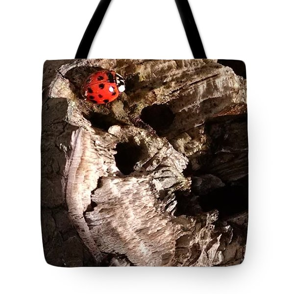 Just A Place To Rest Tote Bag