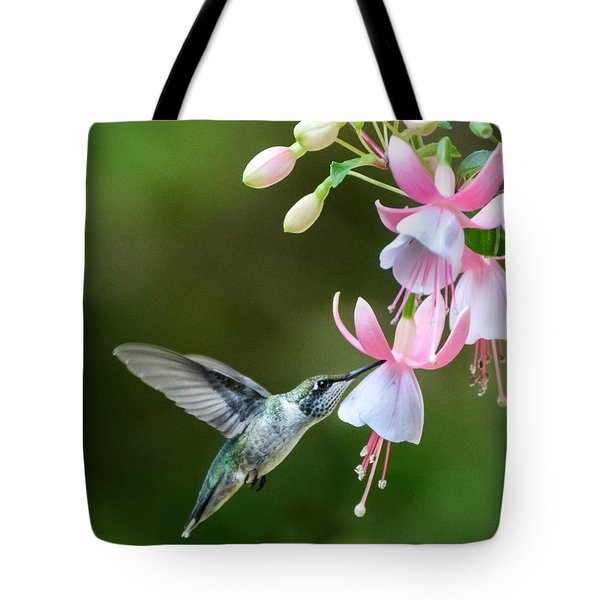 Just A Sip Tote Bag by Amy Porter