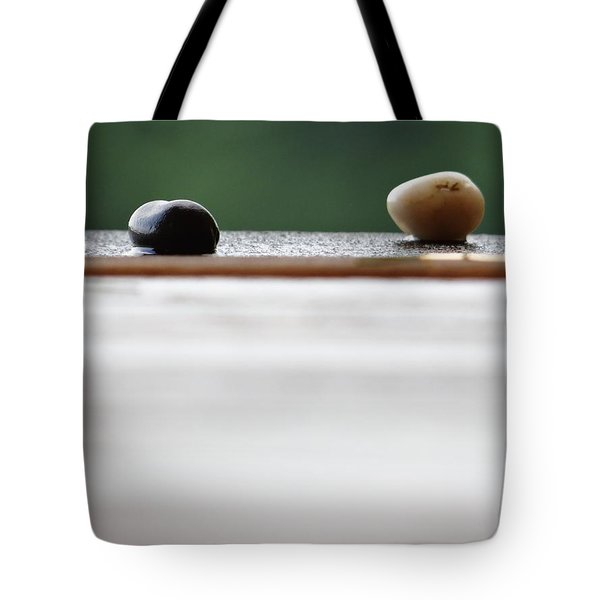 Just A Stones Throw Away Tote Bag