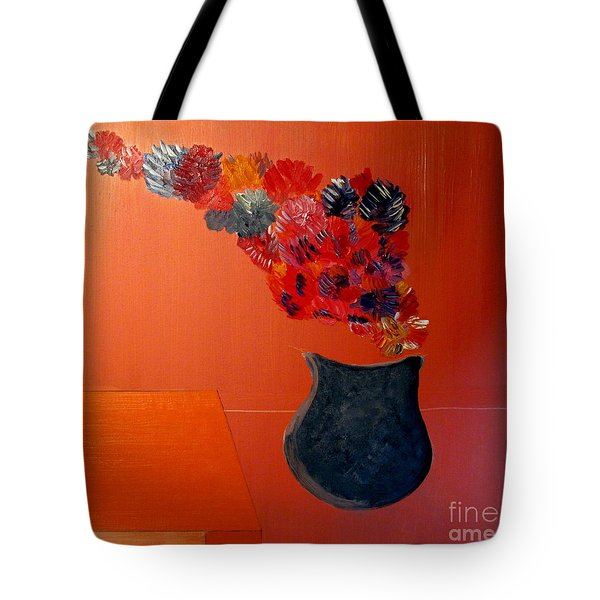 Just A Thought  Bill Oconnor Tote Bag