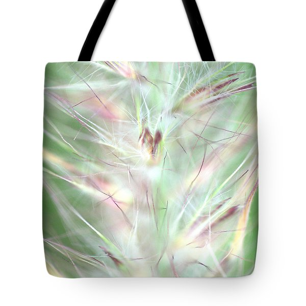 Just A Weed In The Park Tote Bag