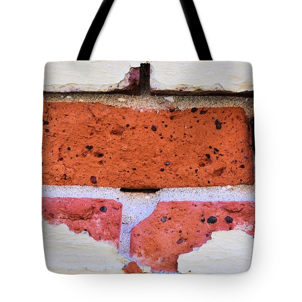 Just Another Brick In The Wall Tote Bag by Josephine Buschman