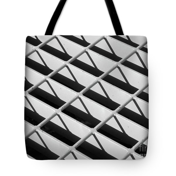 Just Another Grate Tote Bag