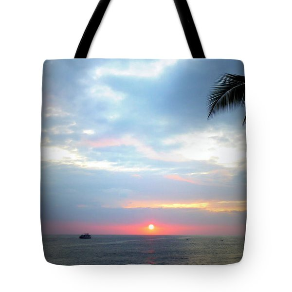 Just Another Hawaiian Sunset Tote Bag