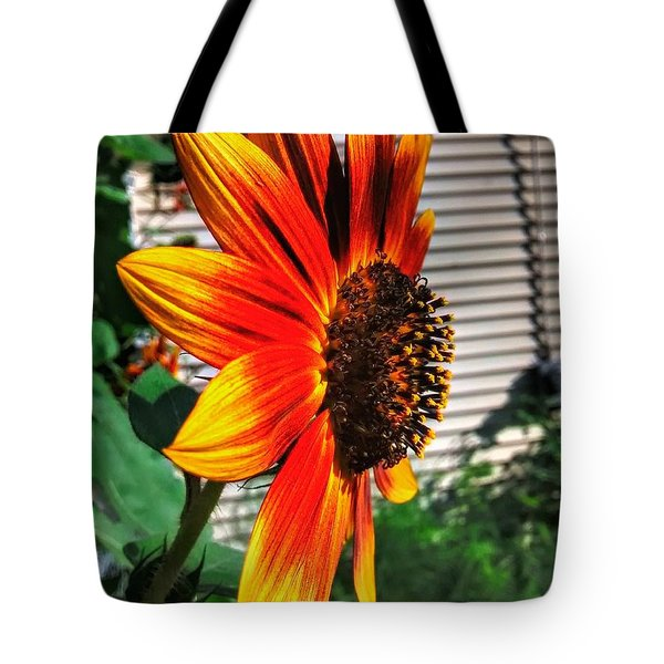 Just Another Sunflower Tote Bag by Dustin Soph