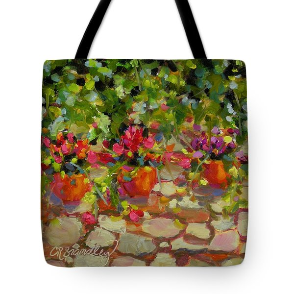 Just Another Wall In Tuscany Tote Bag