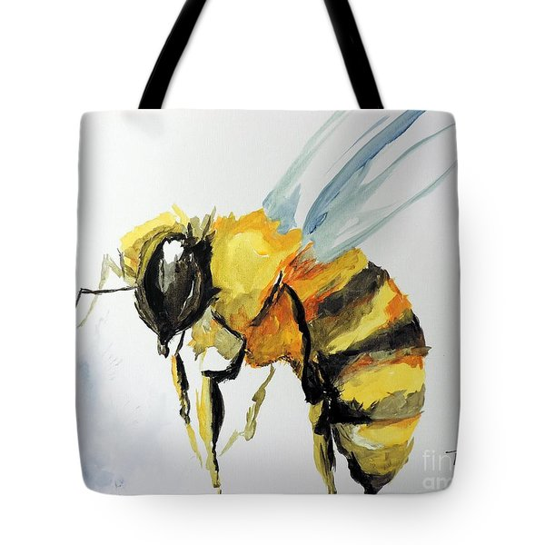 Just Beecause Tote Bag by Tom Riggs