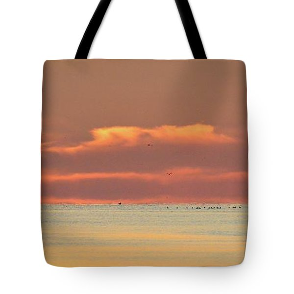 Just Before Sunrise 2  Tote Bag