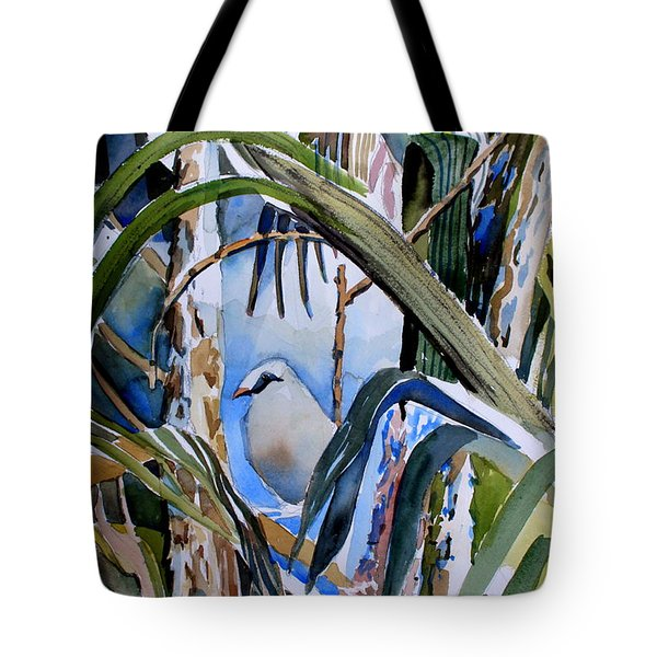 Just Being Tote Bag by Mindy Newman