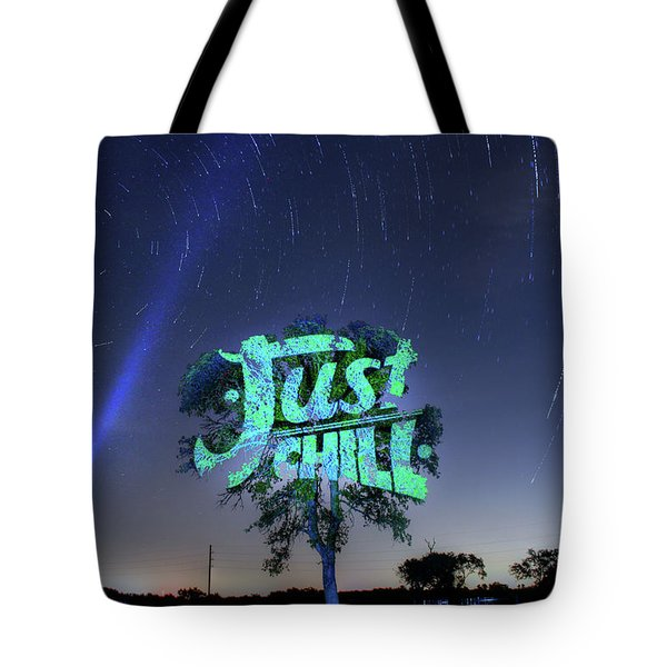 Just Chill Tote Bag by Andrew Nourse