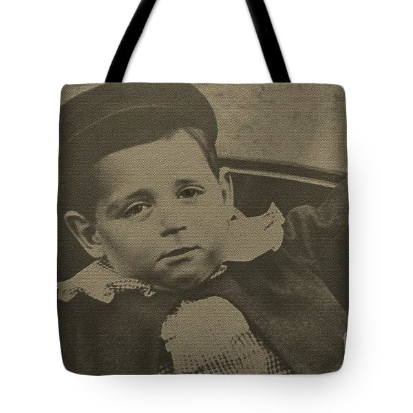Just Chillin' Tote Bag