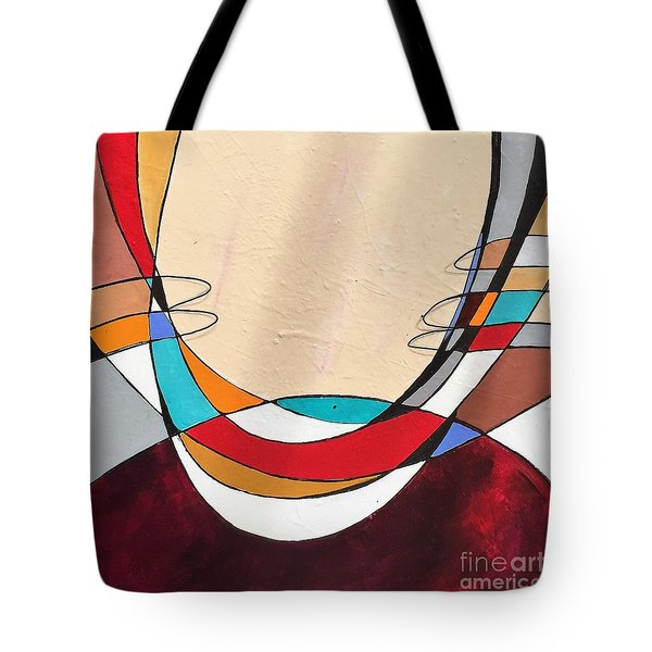 Just Curious Tote Bag