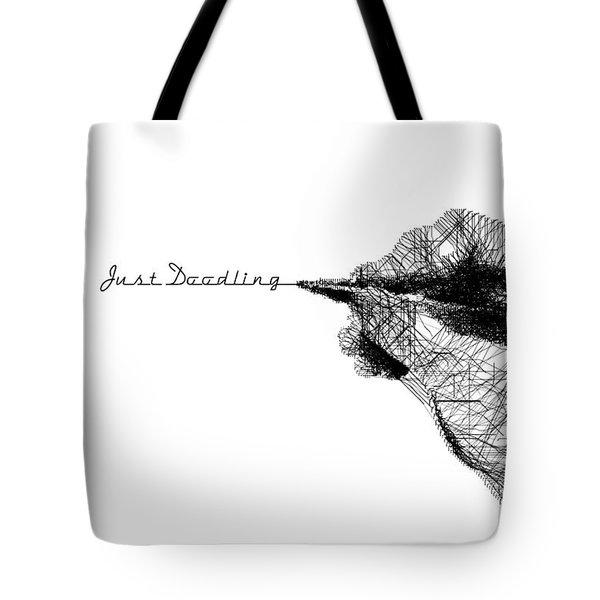 Just Doodling Tote Bag