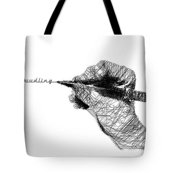 Just Doodling Tote Bag
