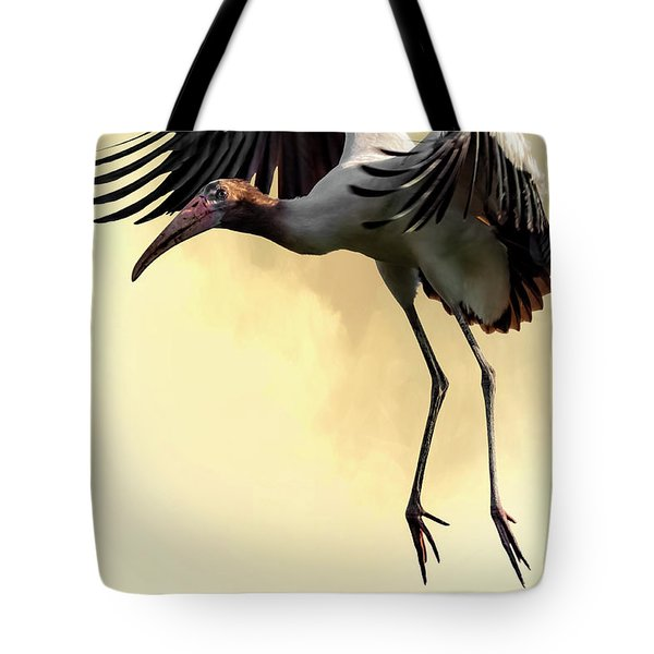 Just Dropping In Tote Bag