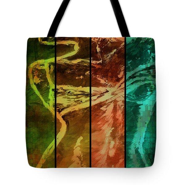 Just Female Tote Bag